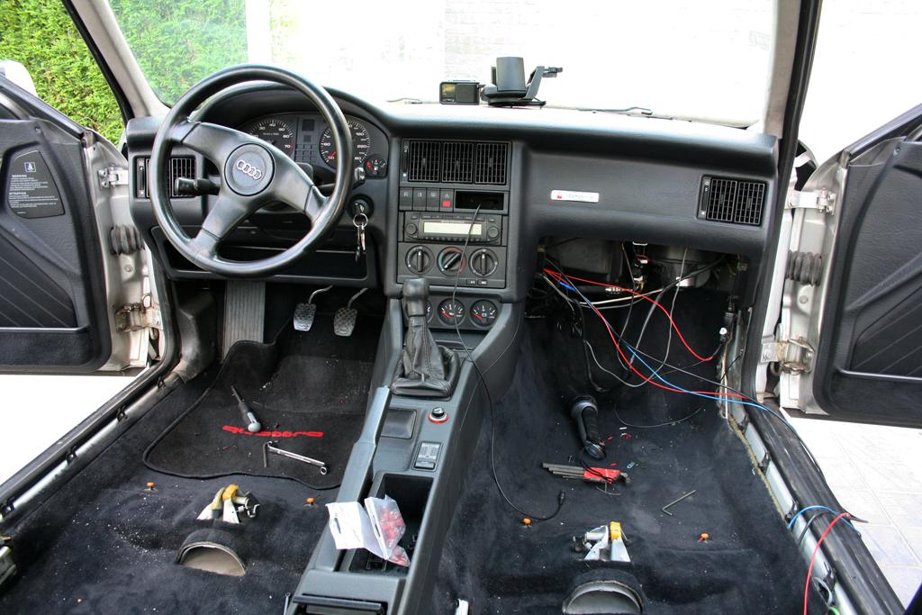 Audi 80 2.0 E 16V quattro