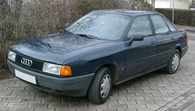 Audi 80 2.0 E quattro