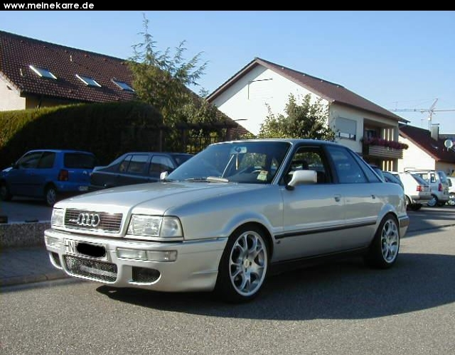 Audi 80 2.0 quattro
