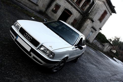 Audi 80 2.3 E AT