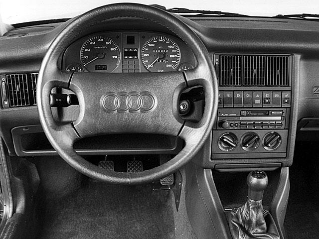 Audi 80 2.8 E quattro