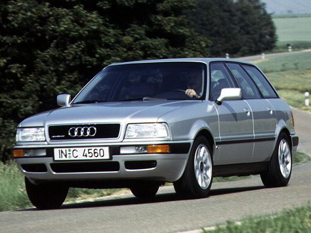 Audi 80 Avant TDI