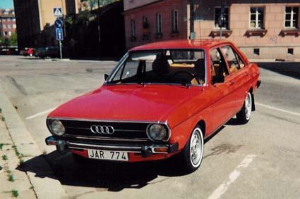Audi 80 LS