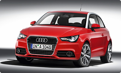 Audi A1 1.4 TFSI MT Attraction
