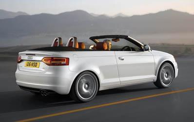 Audi A3 1.6 TDi Cabriolet