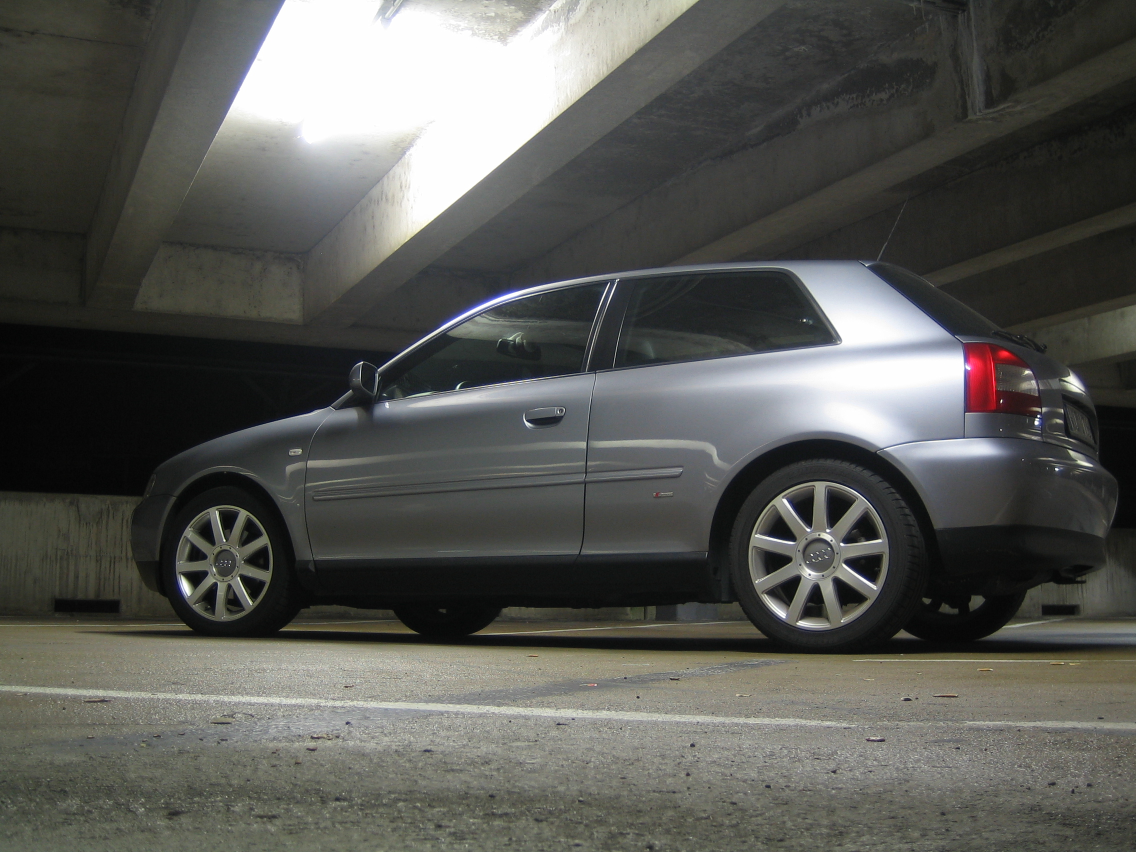 Audi A3 1.8 Automatic