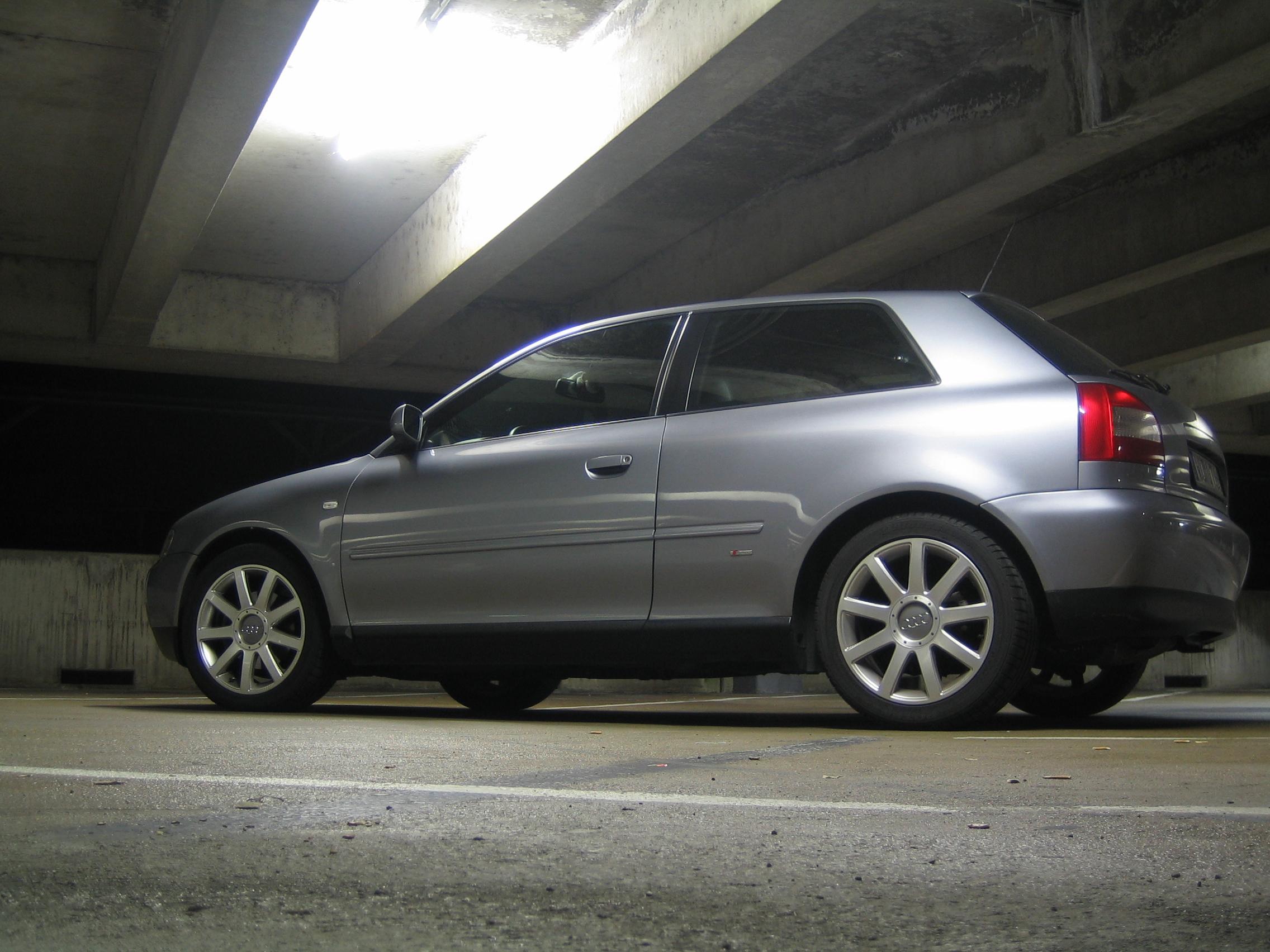 Audi A3 1.8 T Quattro