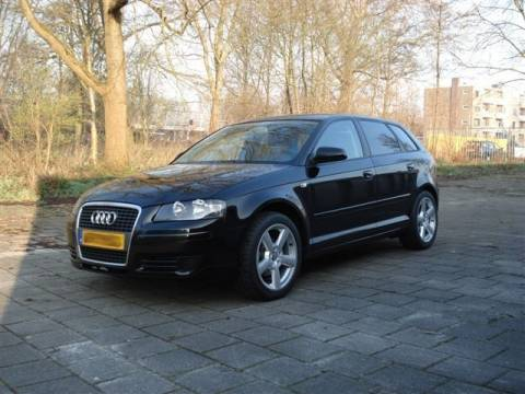 Audi A3 1.9TDi Attraction Sportback