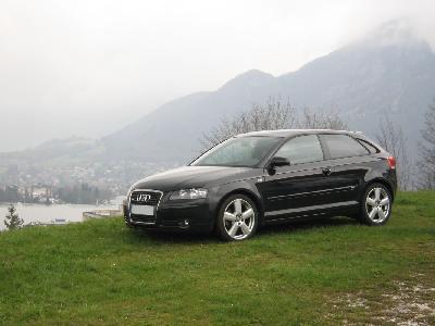Audi A3 2.0 T FSI Ambition