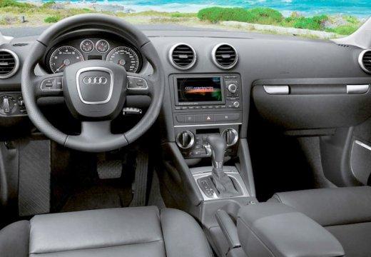 Audi A3 2.0 TFSi Sportback Quattro