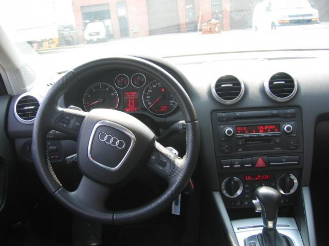 Audi A3 3.2 quattro DSG