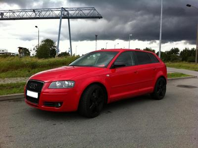 Audi A3 Sportback 2.0 TFSI DSG