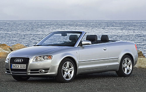 Audi A4 1.8 T Cabriolet