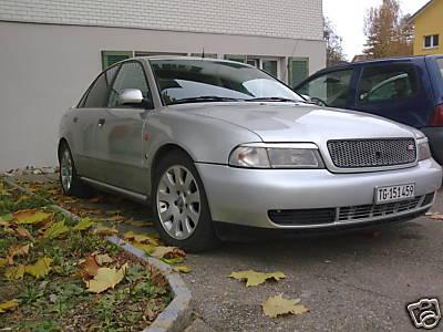 Audi A4 1.9 D