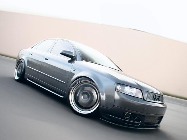 Audi A4 1.8 AT