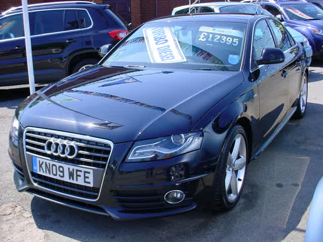 Audi A4 2.0 Exec