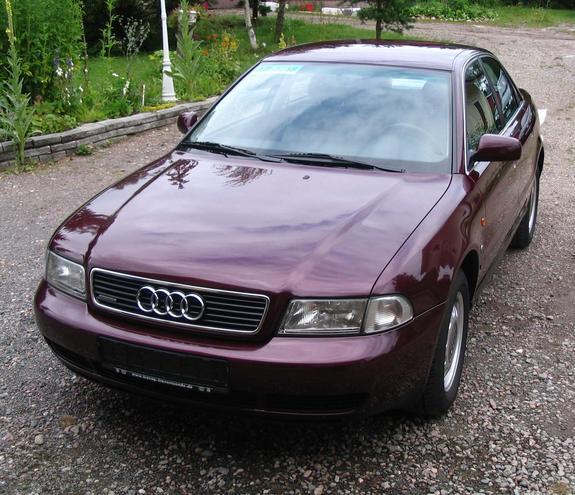 Audi A4 2.6