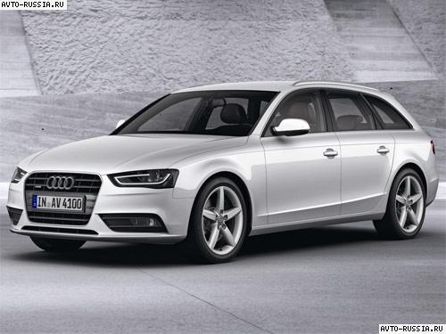 Audi A4 2.0 TFSI 180hp quattro MT