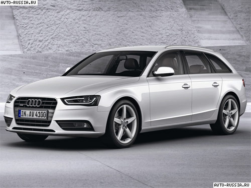 Audi A4 2.5 TDI 155hp MT