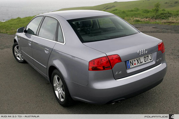 Audi A4 2.5 TDI 163hp MT