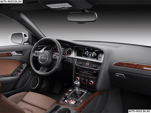 Audi A4 2.8 193hp MT