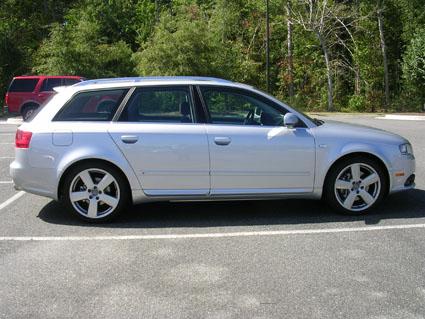 Audi A4 3.0 Avant Quattro