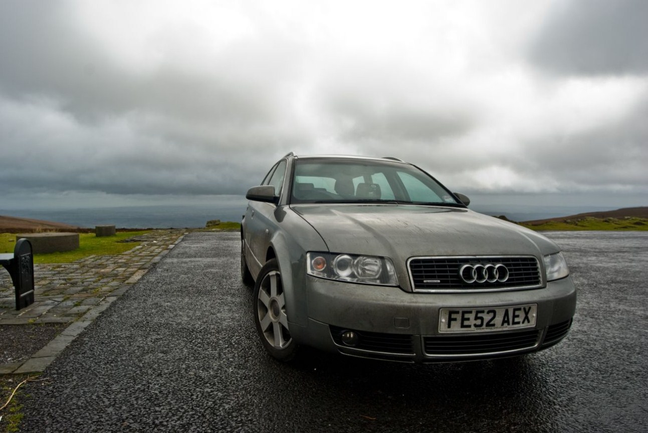 Audi A4 3.0 Avant Quattro Tiptronic