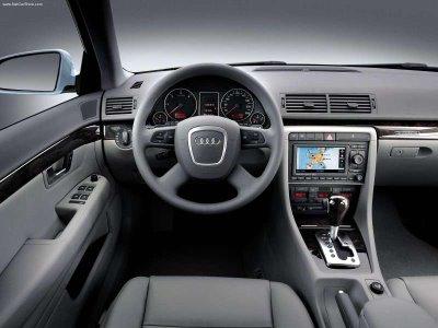 Audi A4 3.0 TDI Cabriolet