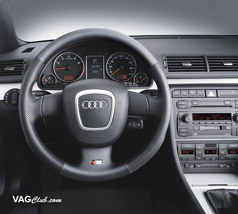 Audi A4 3.0 TDI Quattro Tiptronic