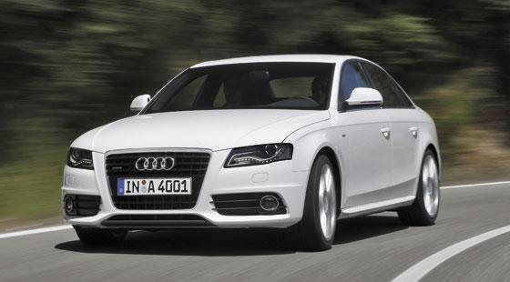Audi A4 3.2 Quattro