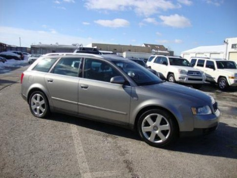 Audi A4 3.0 quattro MT