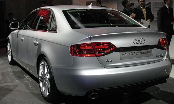 Audi A4 4.2