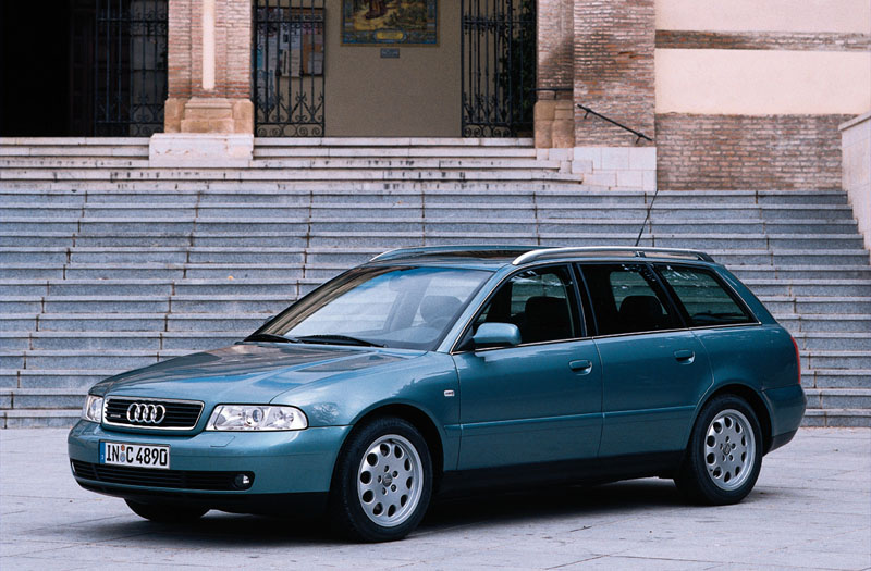 Audi A4 Avant 1.6