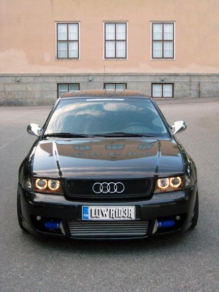 Audi A4 Avant 1.8 Quattro
