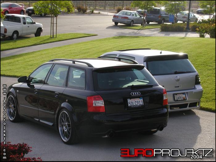 Audi A4 Avant 1.8 T