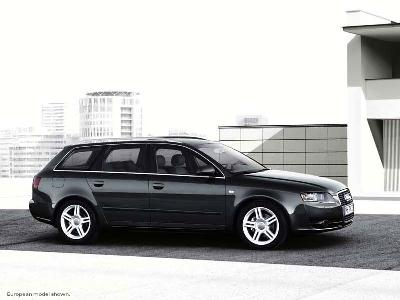 Audi A4 Avant 1.8 T Multitronic