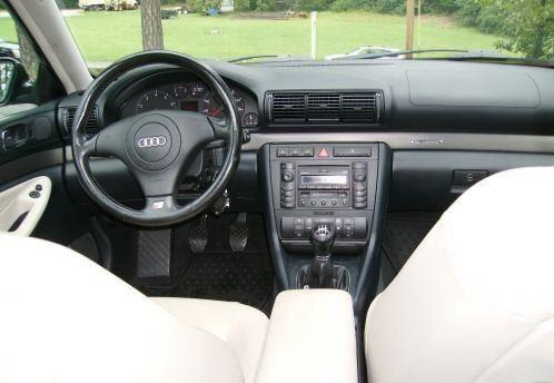 Audi A4 Avant 1.8T Quattro