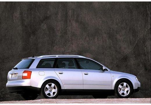 Audi A4 Avant 1.9 TDi Quattro
