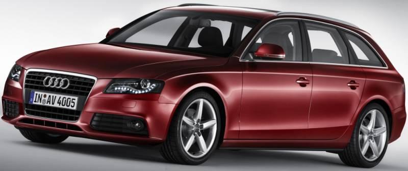 Audi A4 Avant 2.0 T FSi