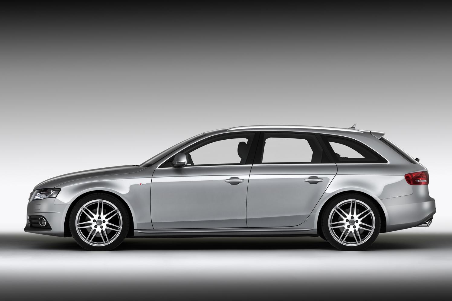Audi A4 Avant 2.0 T FSi Quattro