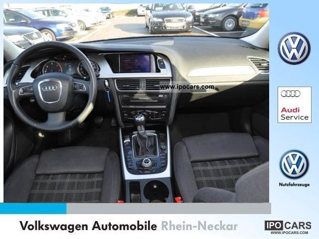 Audi A4 Avant 2.0 TDi Ambition
