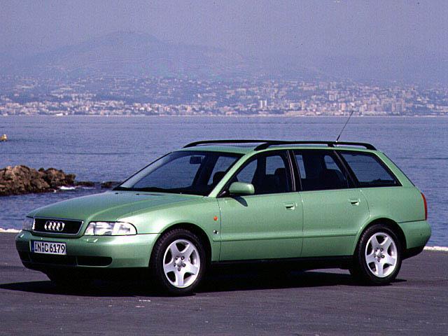 Audi A4 Avant 2.5TDI Quattro Tiptronic