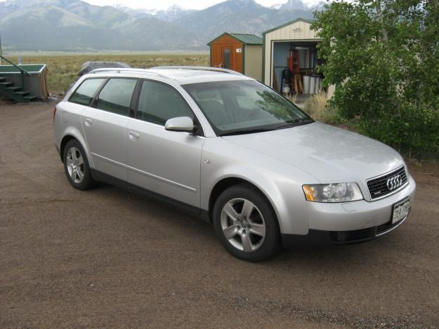 Audi A4 Avant 3.0
