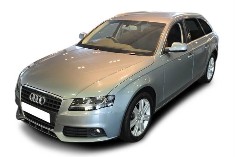 Audi A4 Avant 3.2 FSi Multitronic