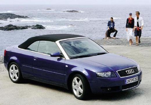 Audi A4 Cabrio 1.8 T