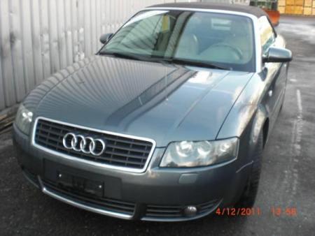 Audi A4 Cabrio 2.4 V6