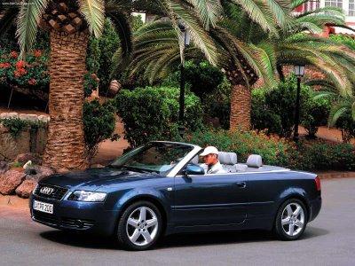 Audi A4 Cabriolet 3.0