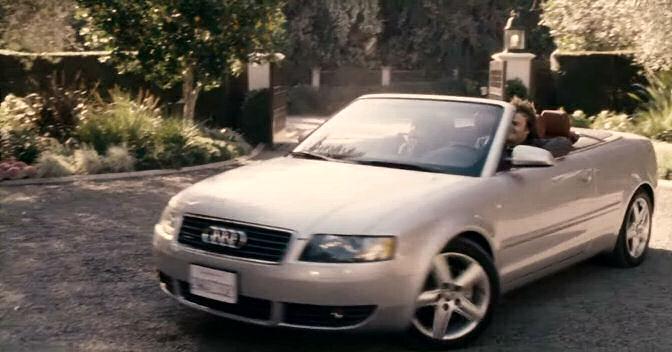 Audi A4 Cabriolet 3.0 Quattro