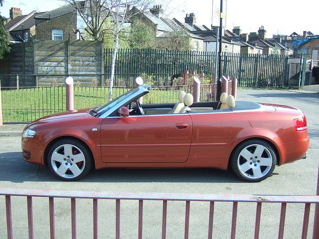 Audi A4 Cabriolet 3.2 FSi Quattro