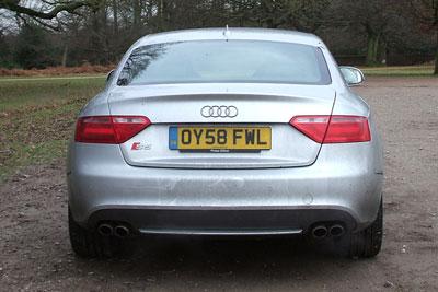 Audi A5 2.0 TDi Quattro
